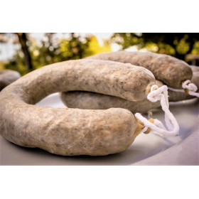 BOTIFARRA BLANCA  350-375 gr